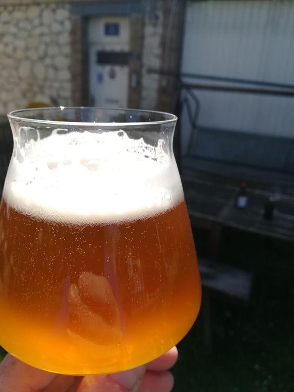 Bière à l'ancienne Ludanne