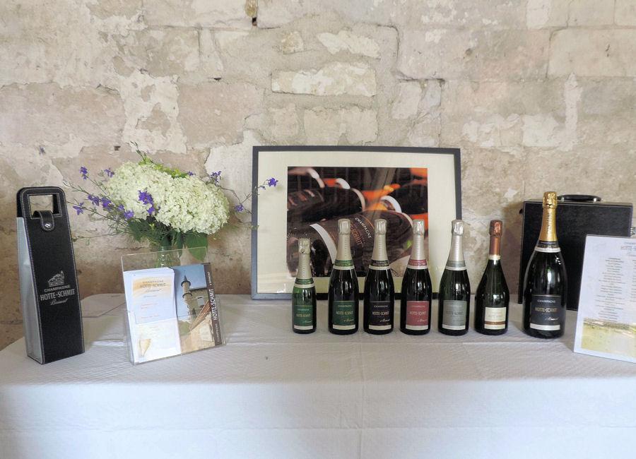 Champagne du marché d'Avaux