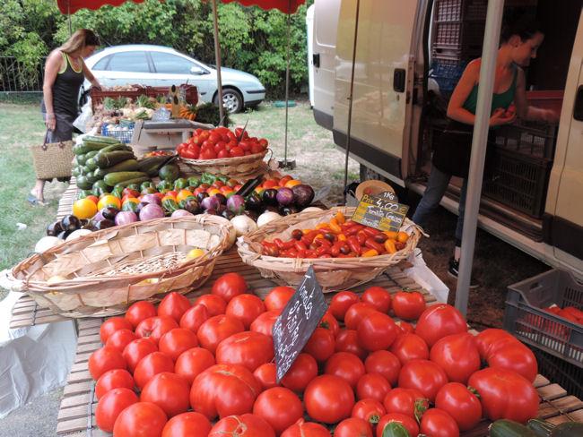 Legumes de Pascal Legrand